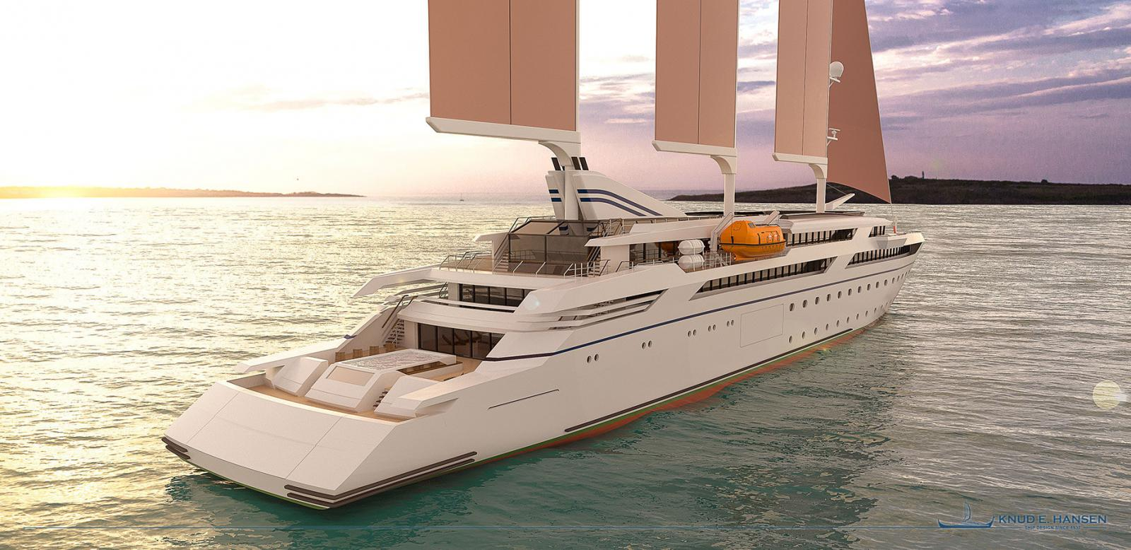 wind cruise vessel detlev loell ingenieurb ro gmbh. Black Bedroom Furniture Sets. Home Design Ideas